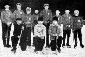 Brobergs första lag